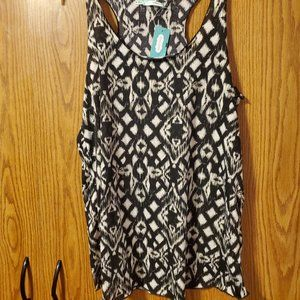 NWT Maurices RacerbackTank Top